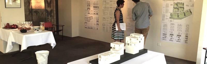 Concours d'architecture privé - 21 objets neufs