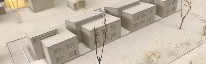 Concours d'architecture privé - 8 objets