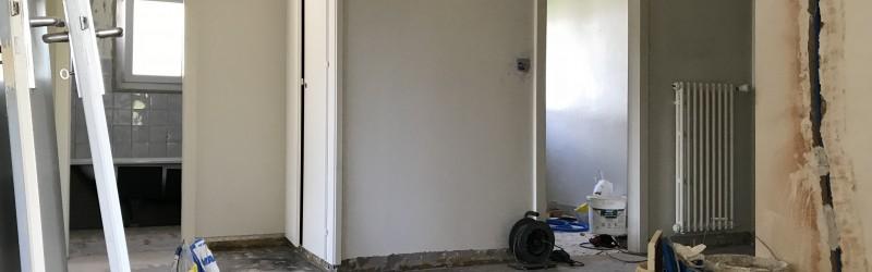 Rénovation de deux appartements de 4.5 pièces
