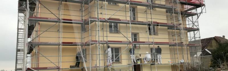 Rénovation complète et énergétique - immeuble locatif 6 logements
