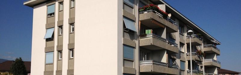 Rénovation énergétique - immeuble de rendement de 20 appartements