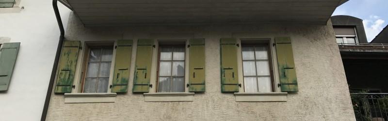 Rénovation patrimoniale et énergétique - immeuble locatif 2 logements