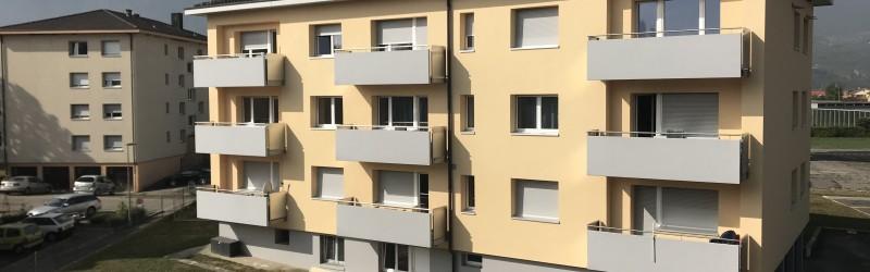 Rénovation énergétique d'un immeuble locatif de 9 logements