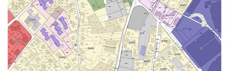 Nouveau plan de quartier