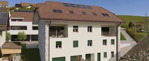 Rénovation et reconstruction d'un immeuble de 4 logements