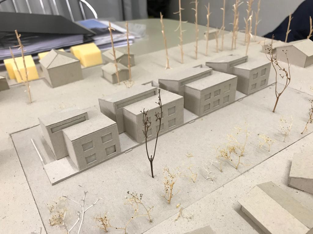 Concours d'architecture privé - 8 objets neufs